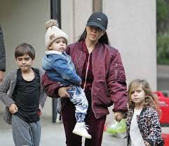 Kourtney Kardashian Protects her Children from Old-School Abusive Discipline