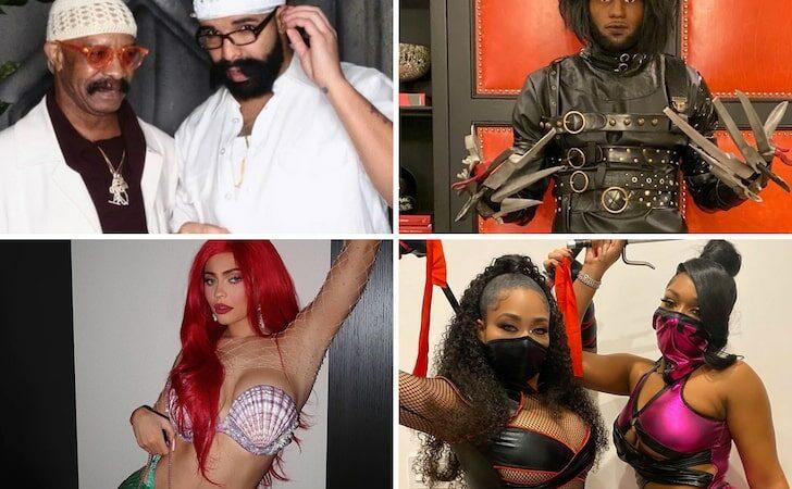 Best Of 2019 Celeb Halloween Costumes