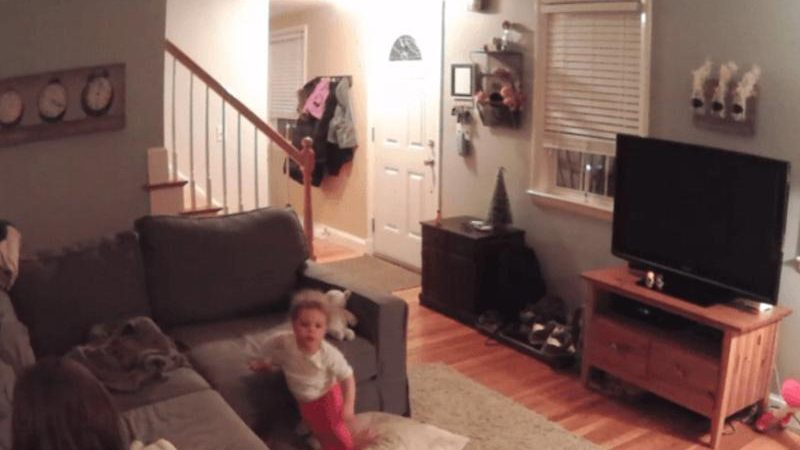 Mother Sets Up Hidden Camera, Catches Her Husband In An Act That's Swept The Whole World
